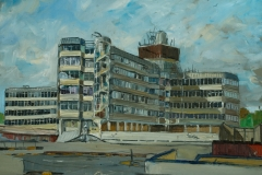Artist-Brian-Korteling-HMSO-£550-24x20-Oil-on-Board-at-Paint-Out-Norwich-2015-photo-by-Mark-Ivan-Benfield-6061-1