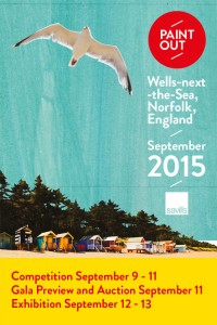 Paint Out Wells-next-the-Sea 2015 Competition